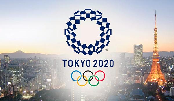 Logotipo da Olimpíada de Tóquii