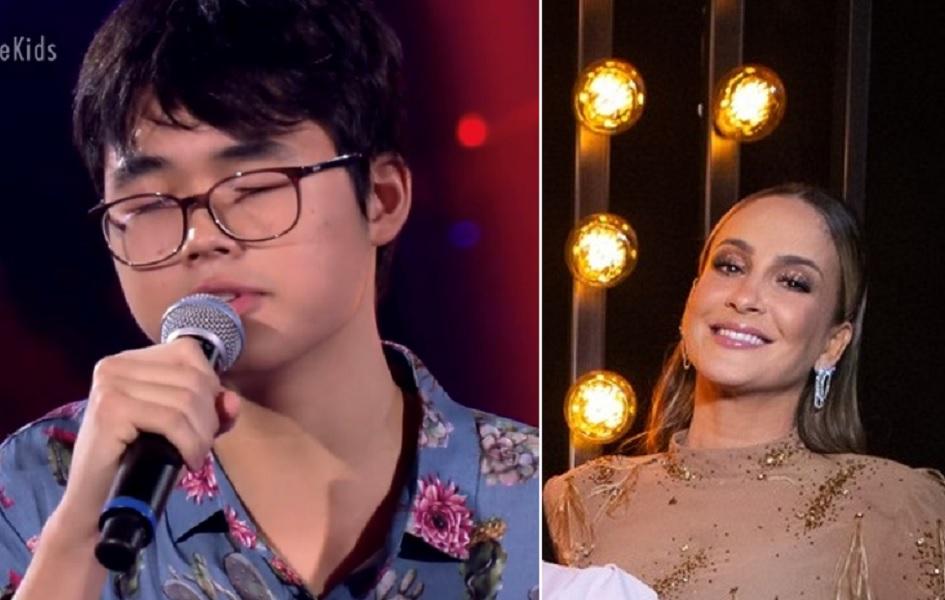The Voice Kids Escolhas De Claudia Leitte Na Berlinda Dos Internautas Veja Sao Paulo