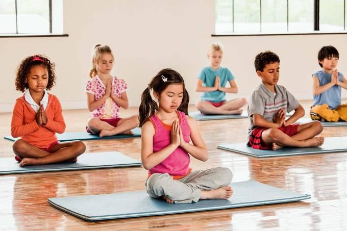 Meditação Crianças