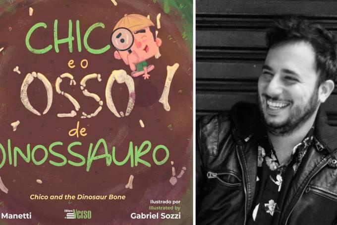 Livro – Gabriel Manetti