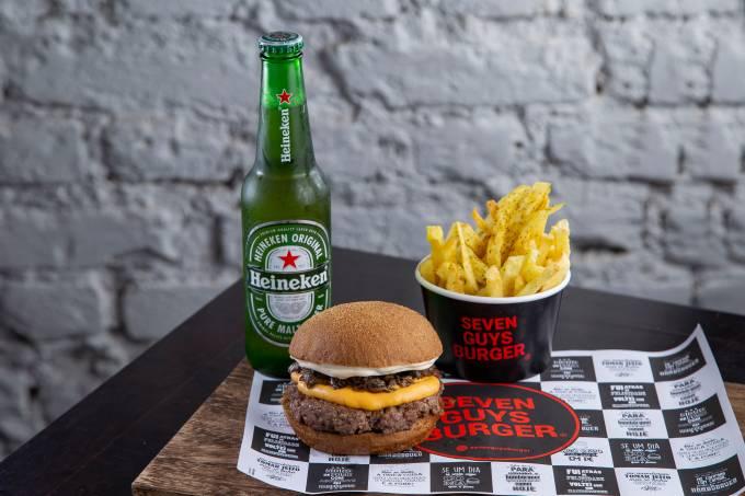 Seven Guys Burger_Combo Japão_Dionizio Felippe e Silva