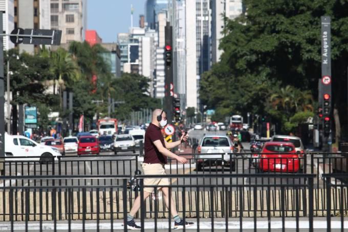 Isolamento Avenida Paulista