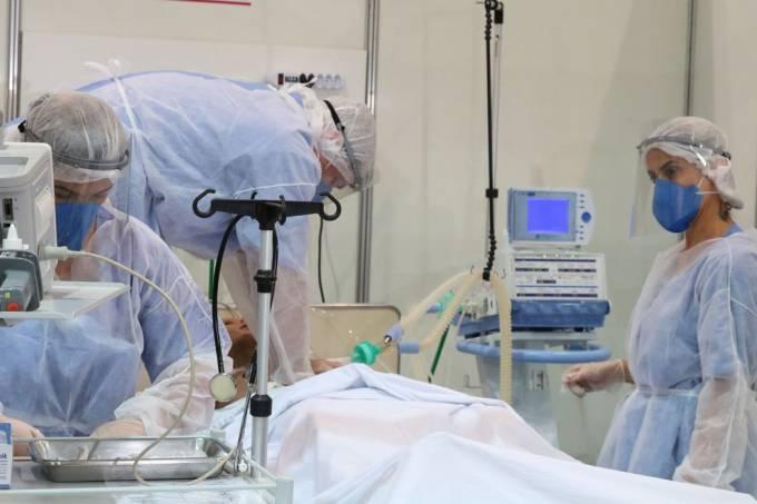 hospital campanha