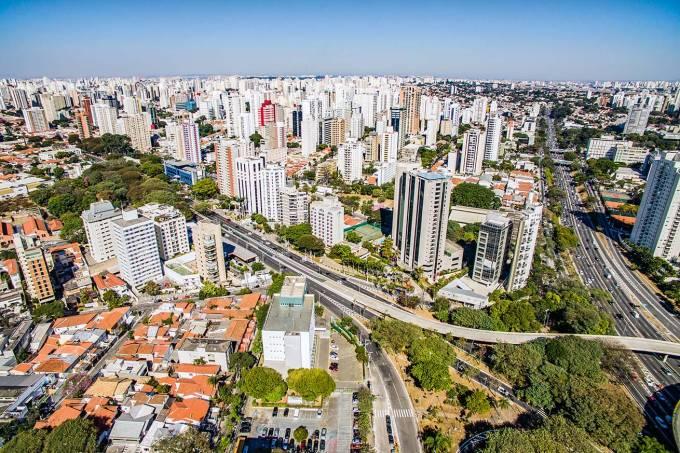 Vila Mariana neighborhood in São Paulo