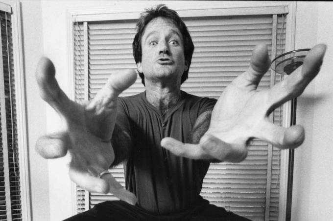 Robin Williams: Come Inside My Mind – Still 1