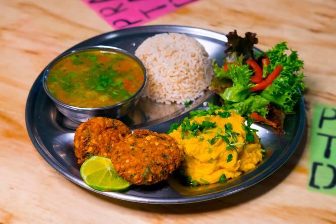 Delivery veganos e vegetarianos – Pratada SP
