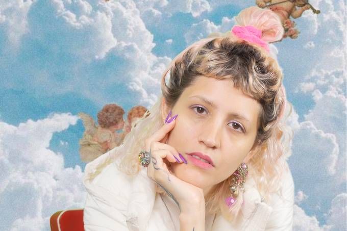 Bruna Paludo, astróloga (Arquivo Pessoal (1)