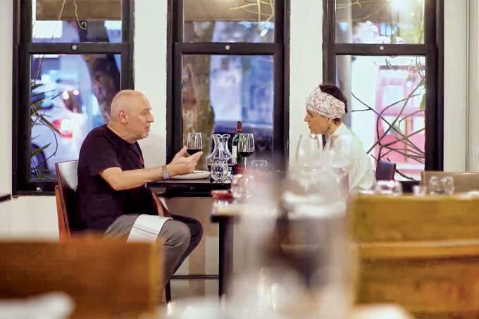 Comida é arte – Josimar e Chef Vivi