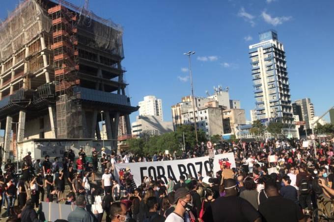 Protesto Largo da Batata