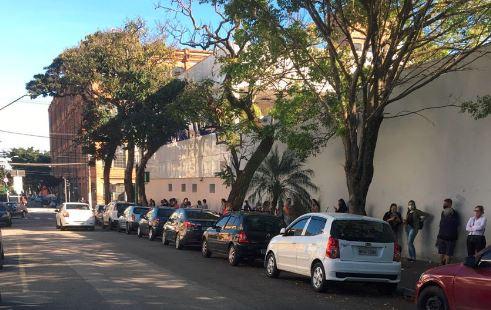 Armarinho Fernando na rua Taquari, na Mooca