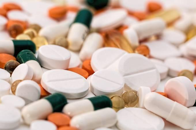 remédio-comprimido