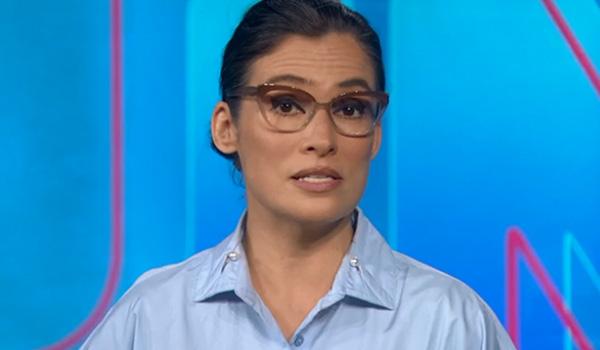 Ausência de Renata Vasconcellos no JN rende especulações na web | VEJA SÃO PAULO