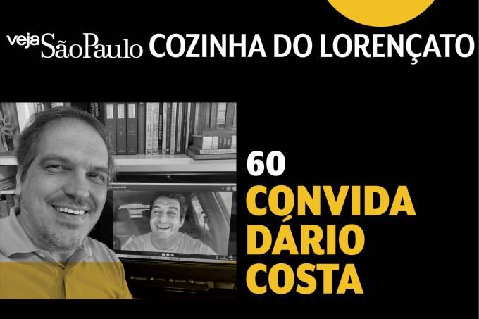 Cozinha do Lorençato – Dário Costa