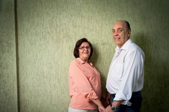 Laurice e Nilson Grassano