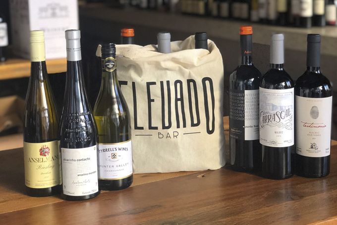 Wine bar loja – Elevado Bar