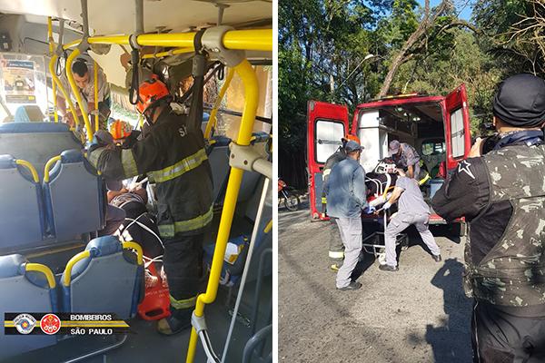 acidente bombeiros