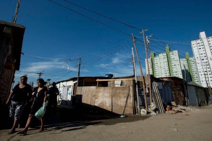 favela são paulo