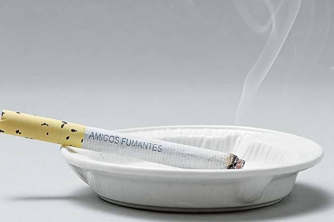 Amigos Fumantes