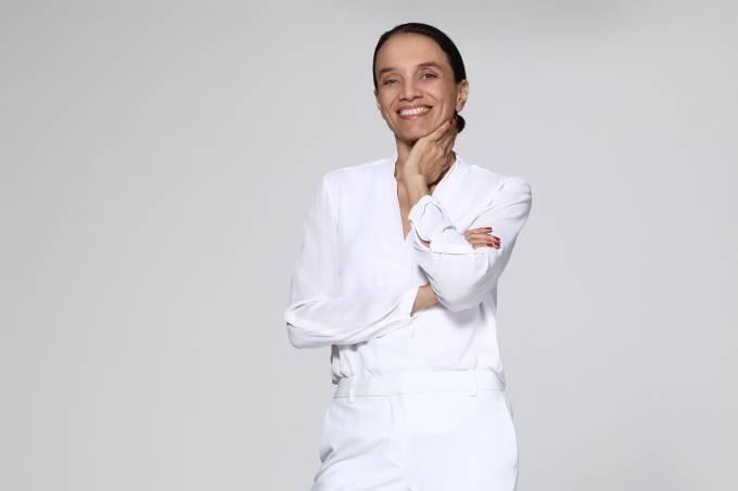 Liliana Gomes, diretora da JOY Model (MARCIO AMARAL)