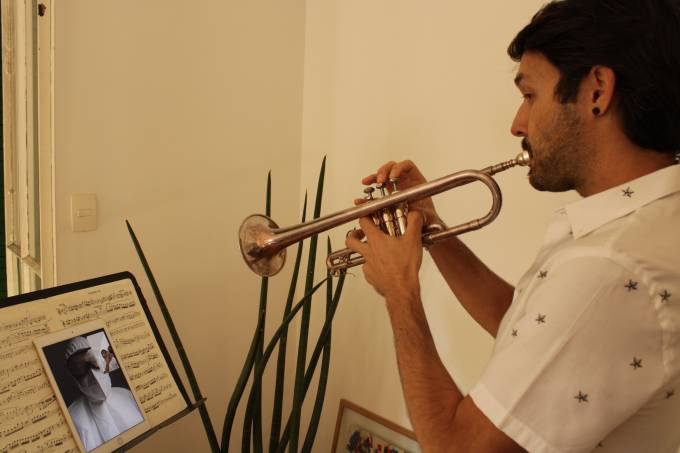 Sociedad Boliviana de Música de Cámara – Trompeta (DIVULGAÇÃO)