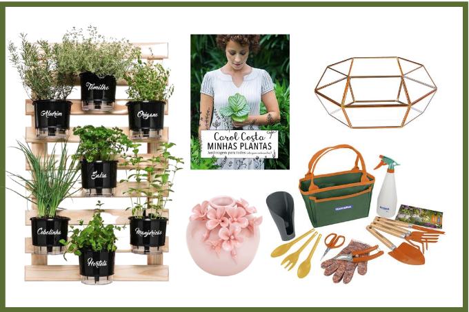 consumo jardinagem
