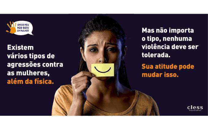cless violência contra a mulher consumo