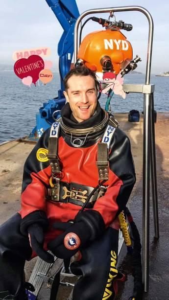 Primeiro verão na Irlanda, em 2017 e Tommy em mergulho: aventuras juntos