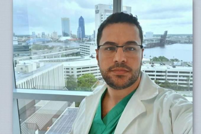 Médico Lucas Pires Augusto, de 32 anos