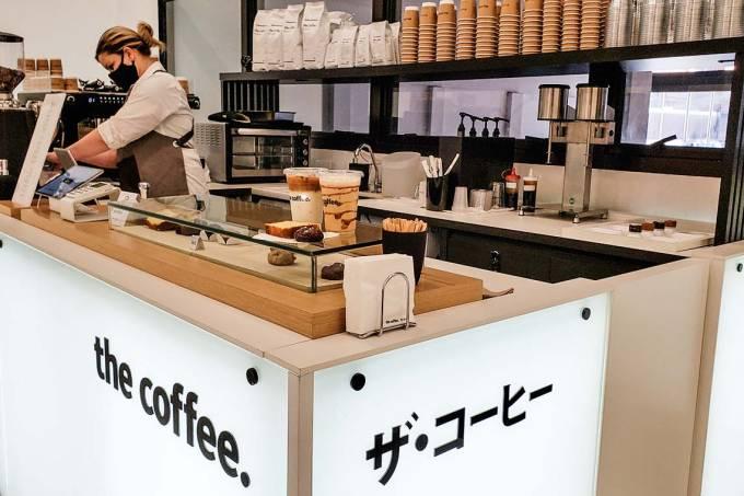 the coffee.