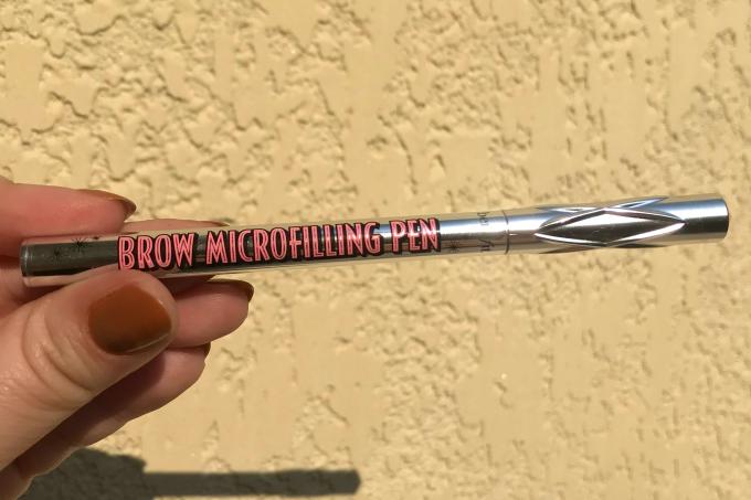 benefit caneta sobrancelha
