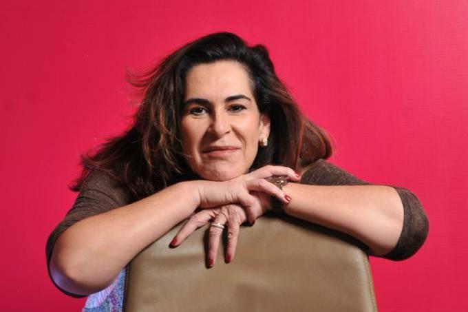 Janete Leão Ferraz (ARQUIVO PESSOAL)