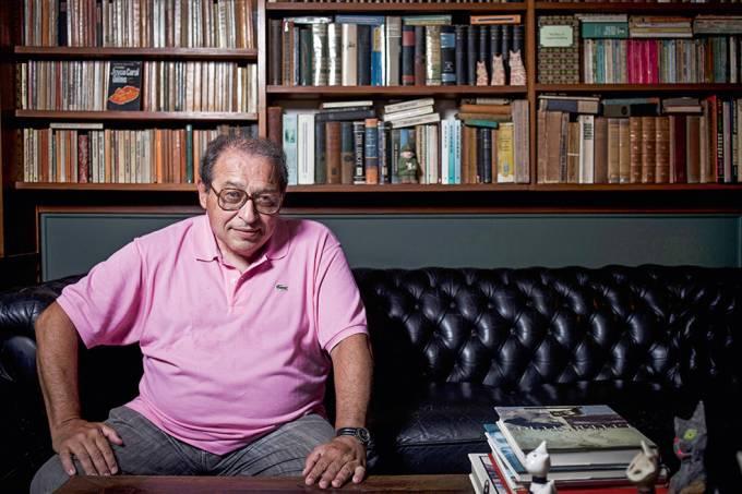 Ruy Castro (GUILLERMO GIANSANTI)
