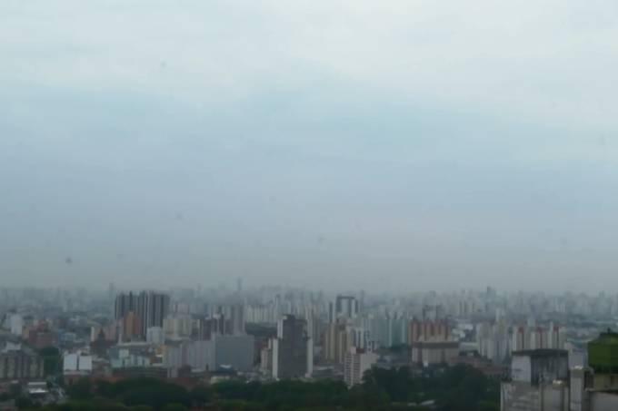 poluição capital