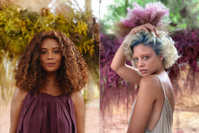 Cacheados e descolados: LCS Reevolução é compatível com todos os tipos de cabelo