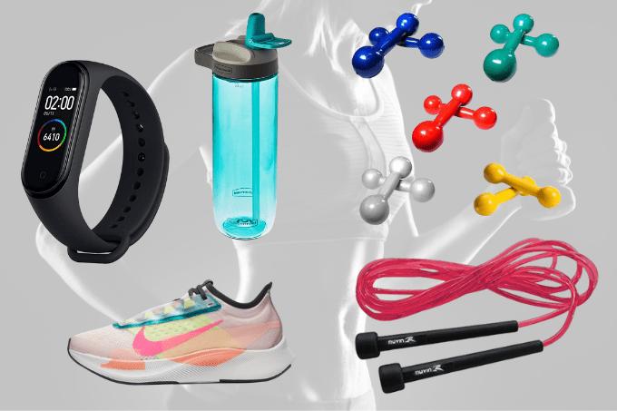 consumo exercícios físicos