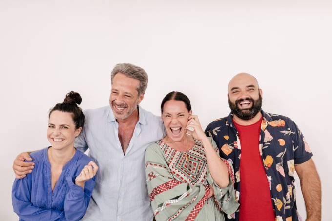Pandêmicos – Carolina Ferraz e Otávio Martins