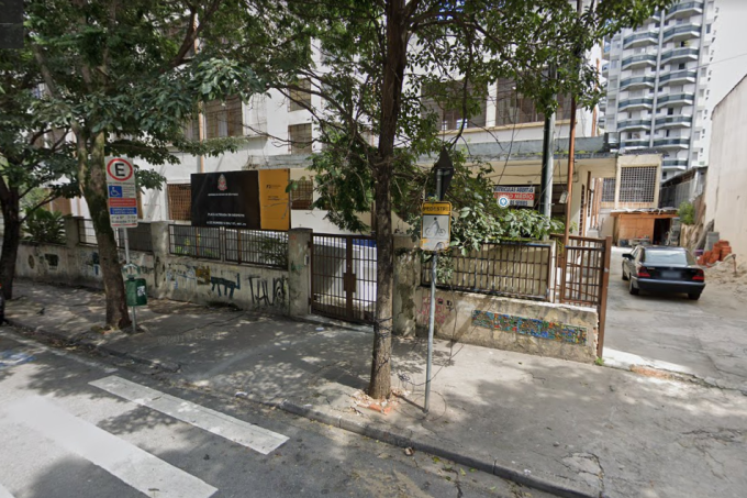 Escola Estadual Godofredo Furtado (Google Maps-Reprodução)