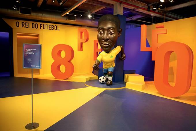 Museu do Futebol – Pelé