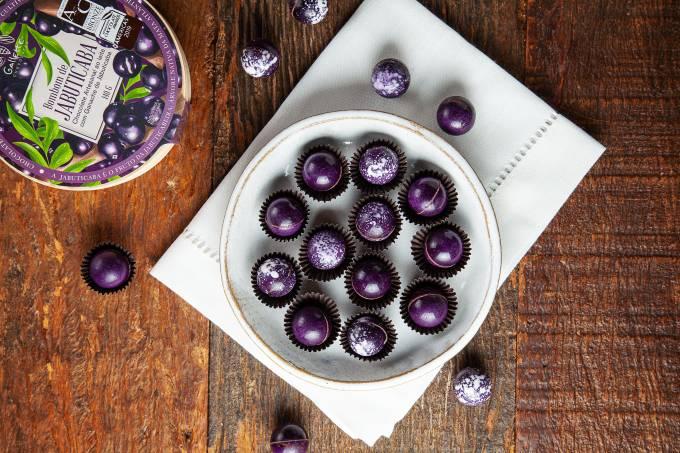 Galette Chocolates Bombom de jabuticaba