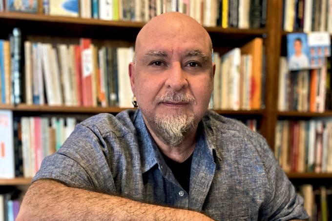 João Wady Cury, ex-repórter (Teo Cury)