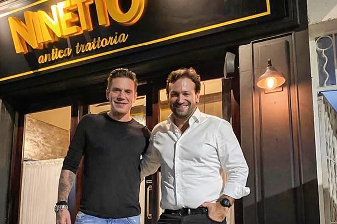 Ninetto – Rodolfo De Santis e Pedro Silveira