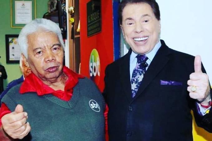 Roque Silvio Santos sbt