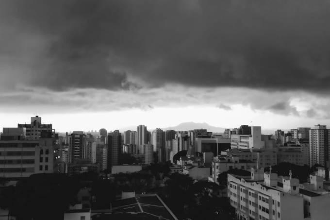 Chuva Previsão do tempo