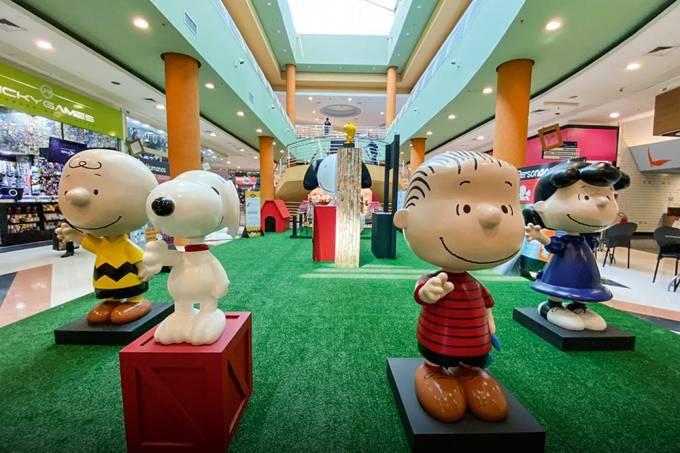 Snoopy 70 anos