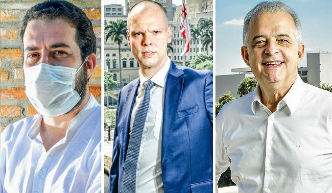 candidatos prefeitos