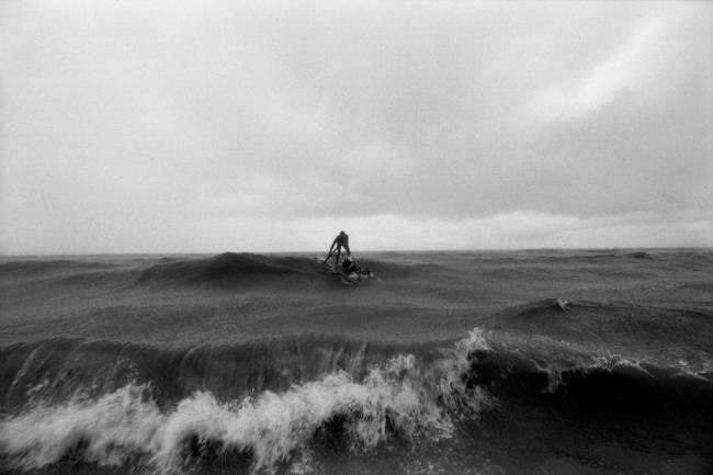 Fotos da exposição Northern Light, Southern Skies, de Christian Cravo