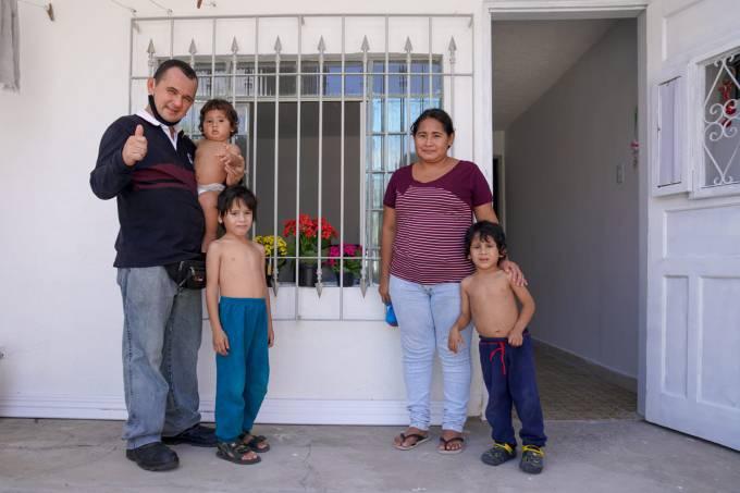 Adolfo e família (Henrique Picarelli)