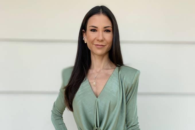 Amanda Klein (Divulgação RedeTV)