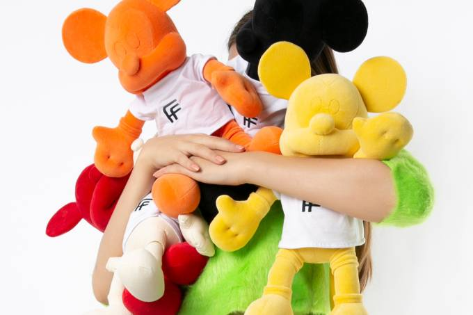 farfetch disney mickey orienta vida