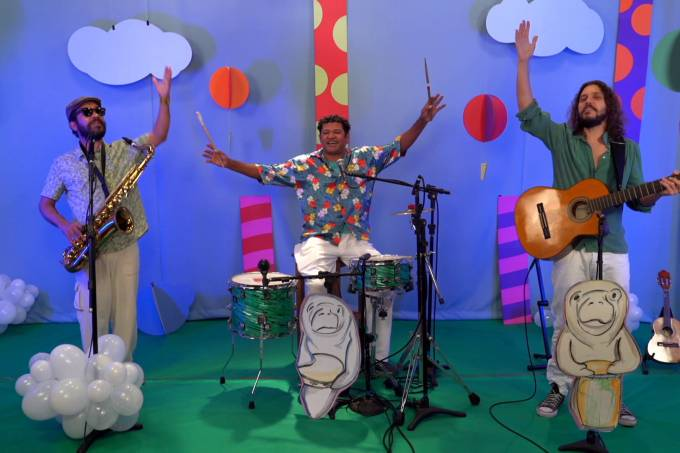 Grupo Capucheta – Festival de Música Infantil Peixe-Boi
